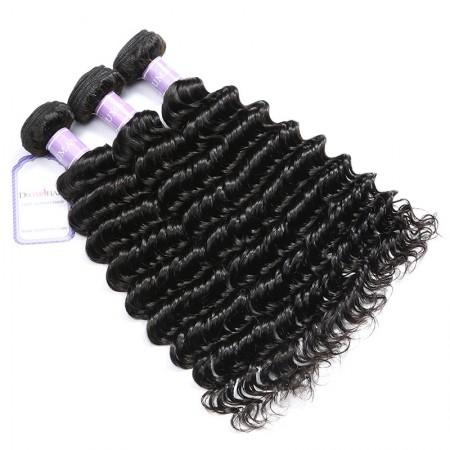 deep wave virgin hair