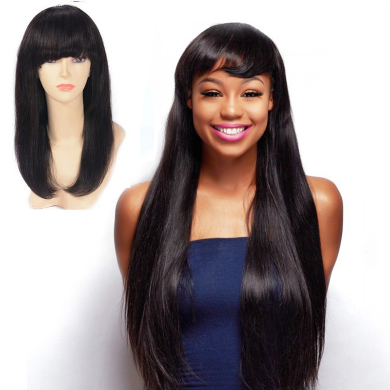 Best Straight Full Lace Human Hair Wig With