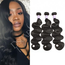 3 Pcs/pack DSoar Hair Brazilian Body Wave Virgin Hair