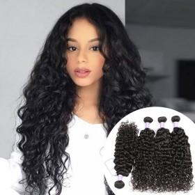 4pcs/pack DSoar Hair Virgin Hair Unprocessed Natural Wave Human Hair