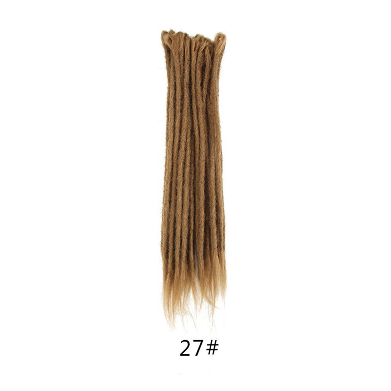 27 Synthetic Dreadlock hair