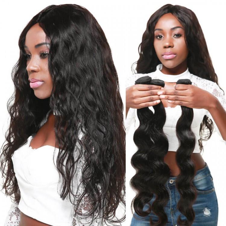 Best Virgin Human Hair 100 Human Hair Weave Bundles Cheap Remy