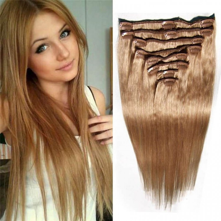 Buy Best Cheap 100 Real Remy Clip In Hair Extensionsremy Thick