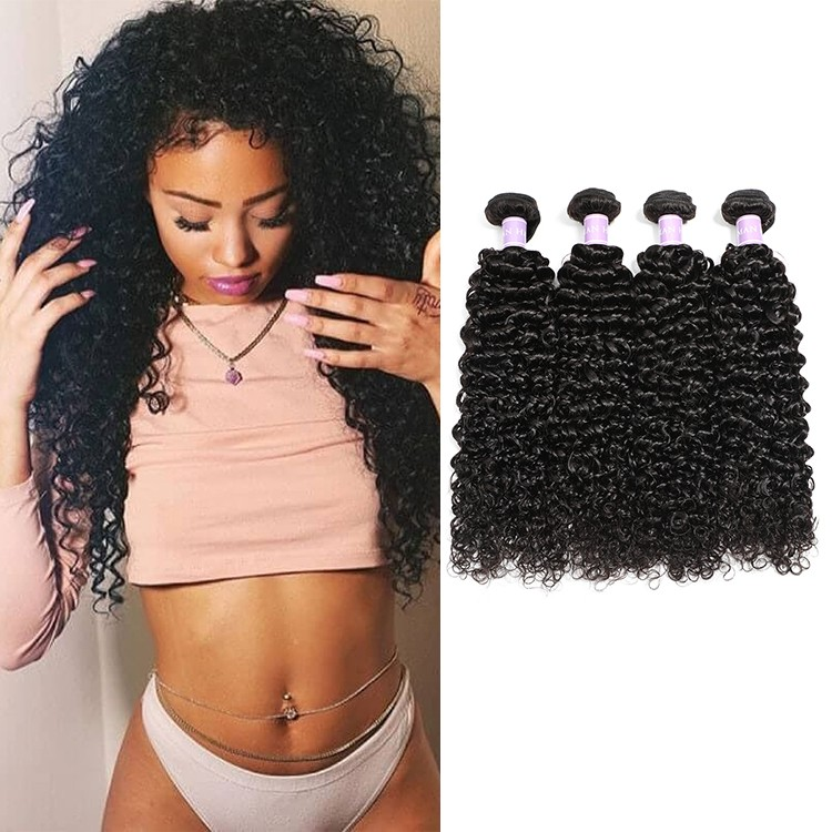 DSoar Hair Brazilian Curly Virgin Hair