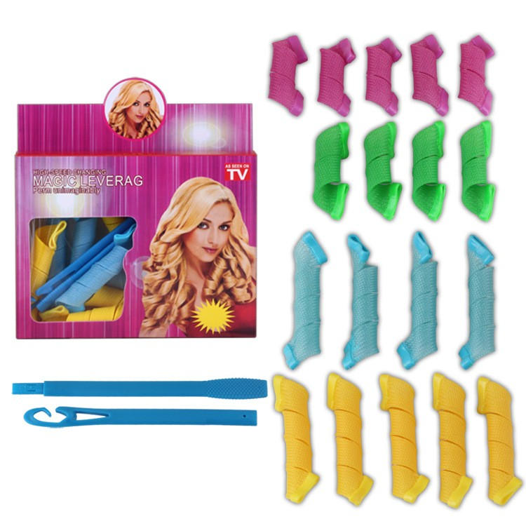 DSoar Hair Band Hair Wave Styling Accessories Full Set Without Hurting Hair