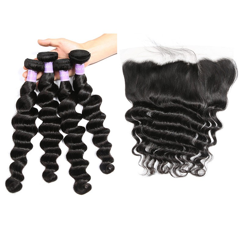 lace frontal and bundles