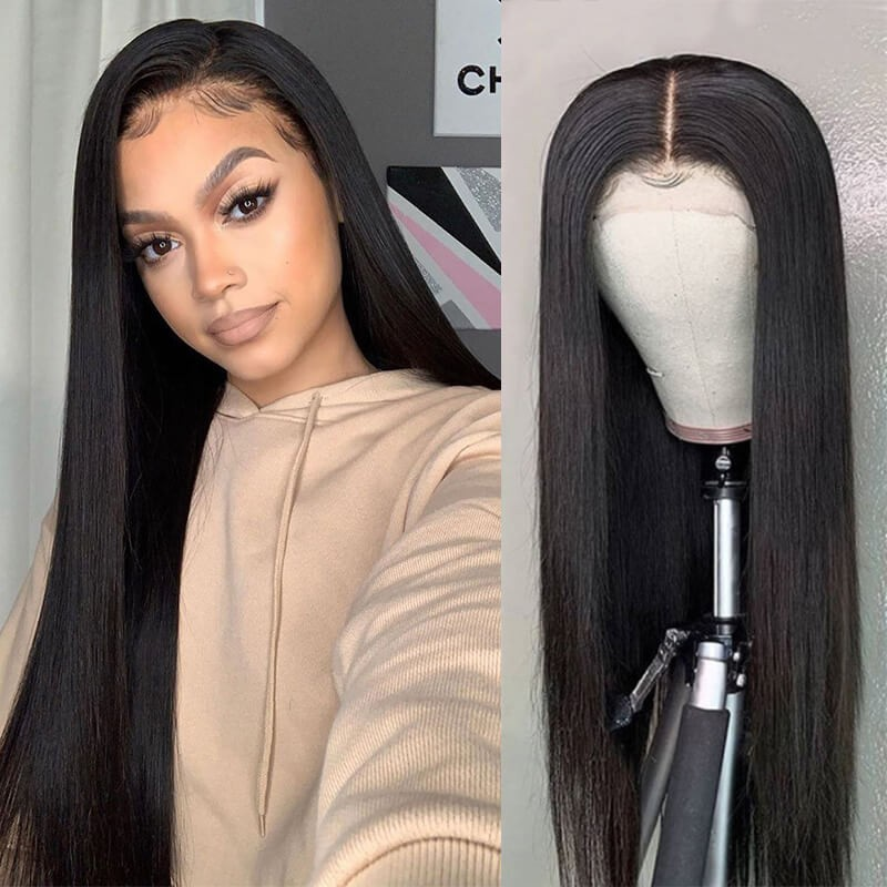 lace front 5x5 wig