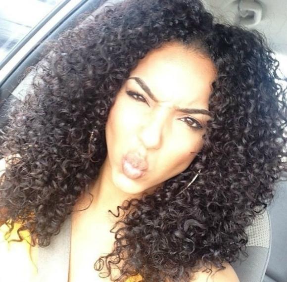 Jerry Curly Virgin Human Hair Weave 3 Bundles Natural Color Dsoar Hair