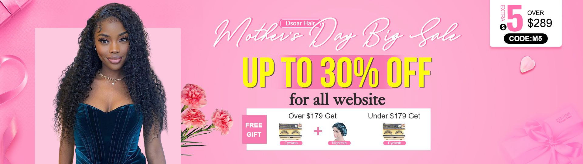 dsoar mother's day sale