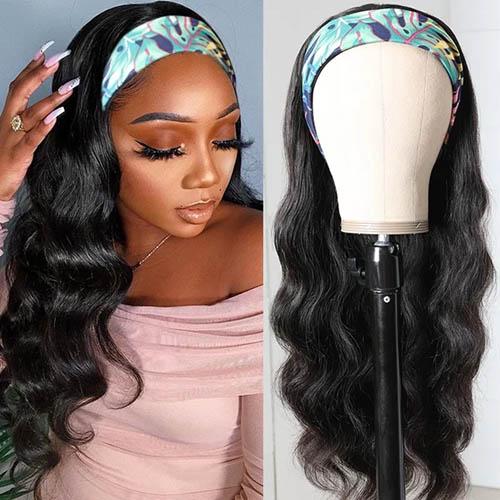 best headband wig