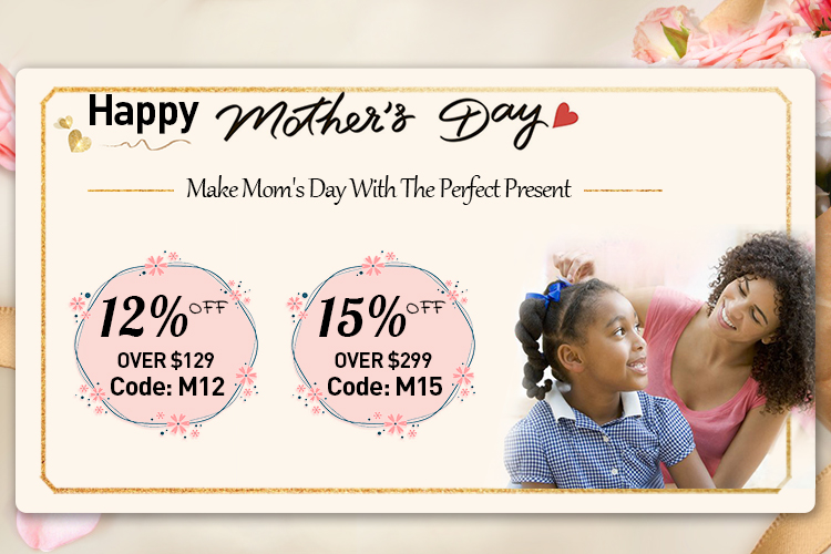 mother's day hair sale