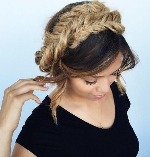 maid braids