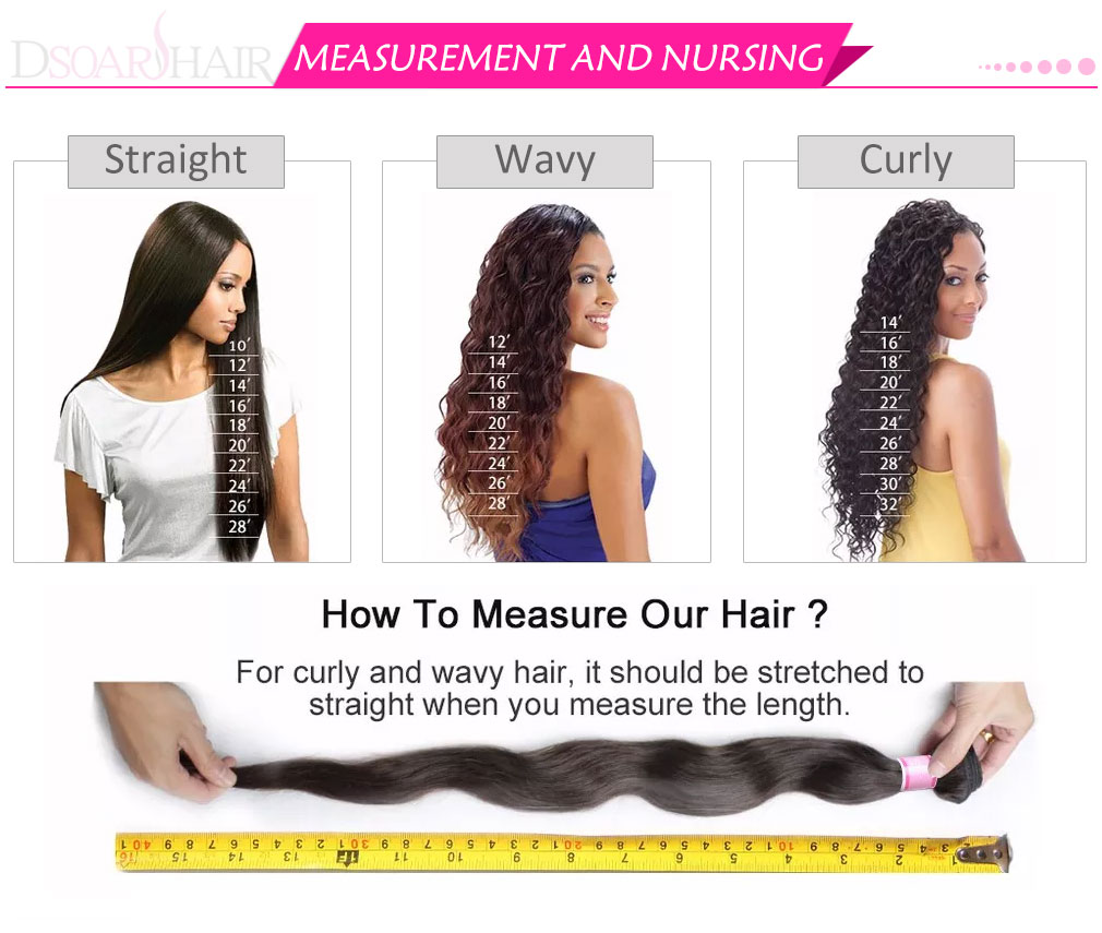 loose wave hair 3bundles