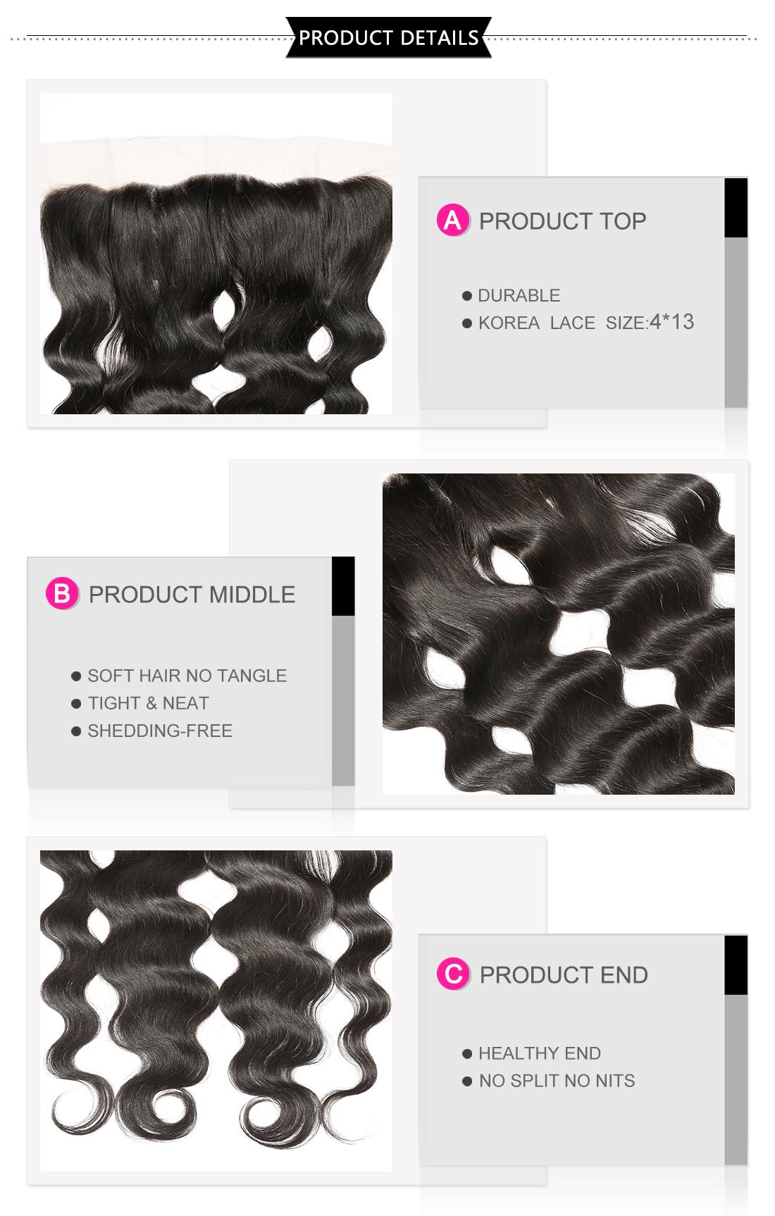 bundle deals with lace frontal
