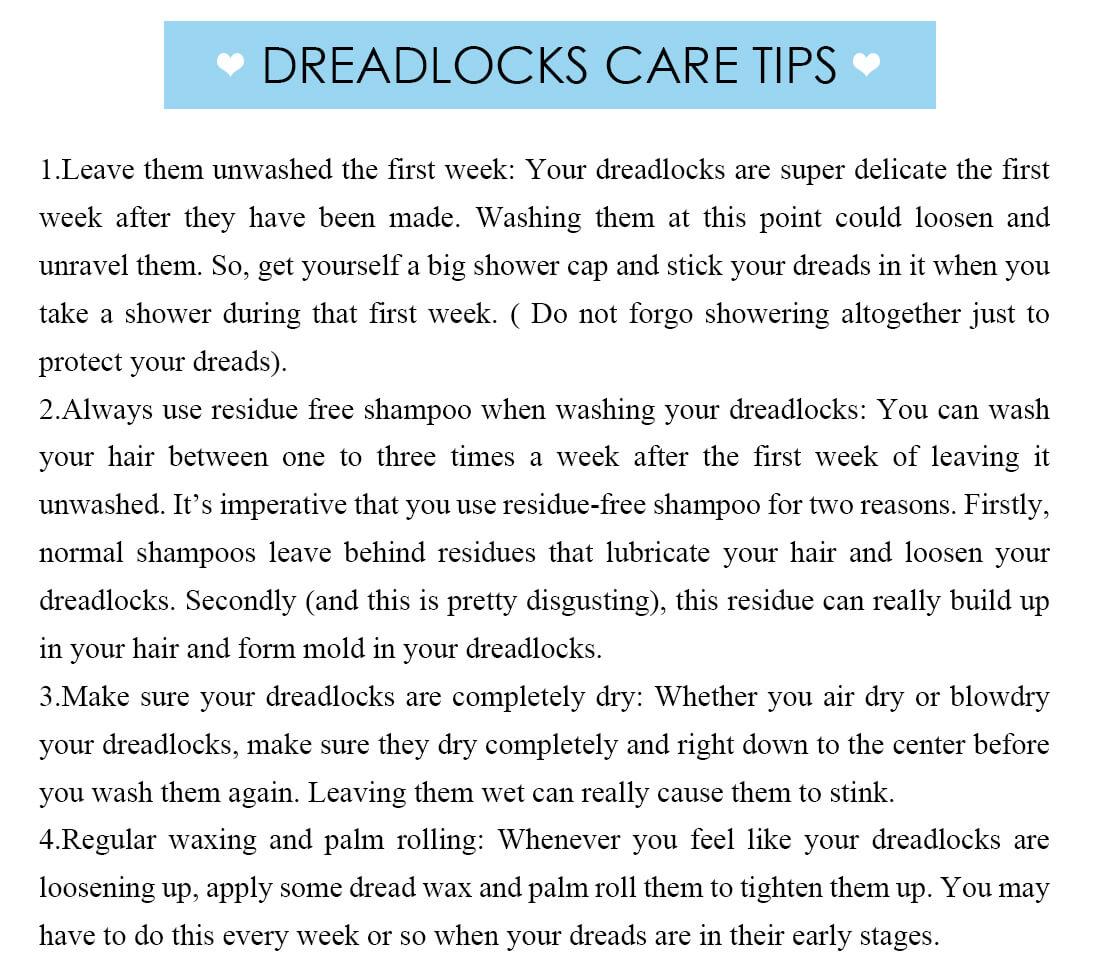 DSoar Men 12 Inch  4# Dreadlock Extensions