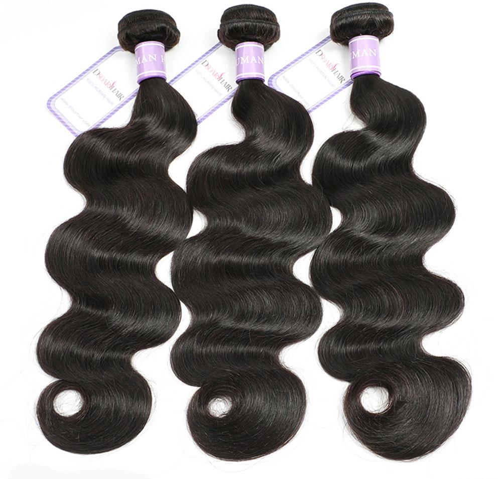 3 Bundles Brazilian Body Wave Hair