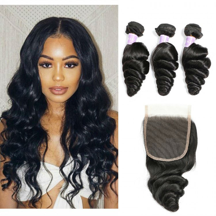 3 bundles with closure