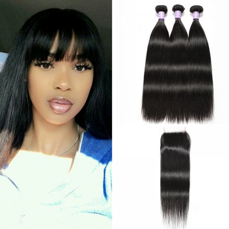 Peruvian Long Straight Hair