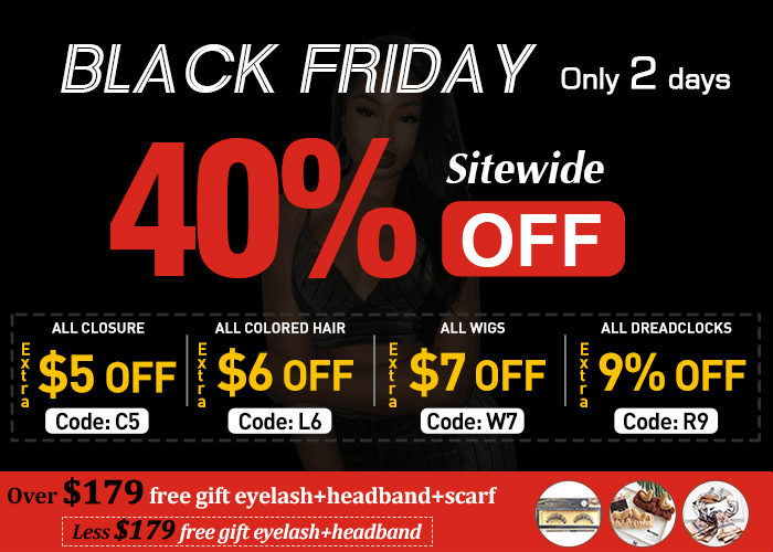 Dsoarhair Black Friday Hot Sale