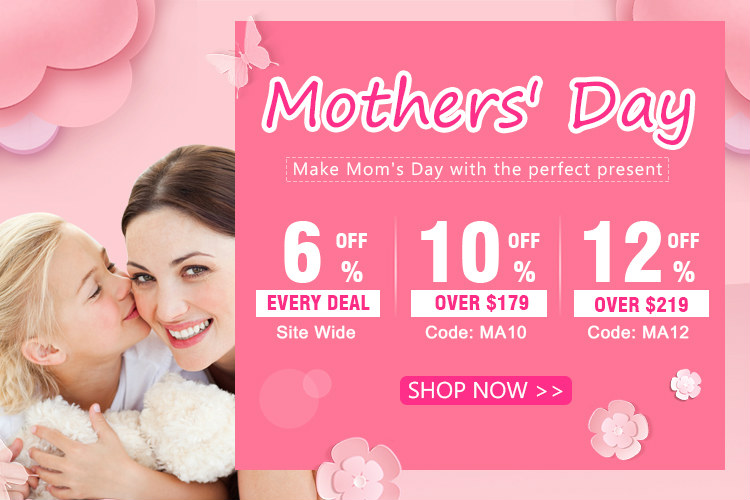 Dsoarhair Curly Weave Big Discount for Celebrating Mother's Day