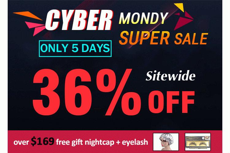 Dsoarhair Cyber Monday Super Sale