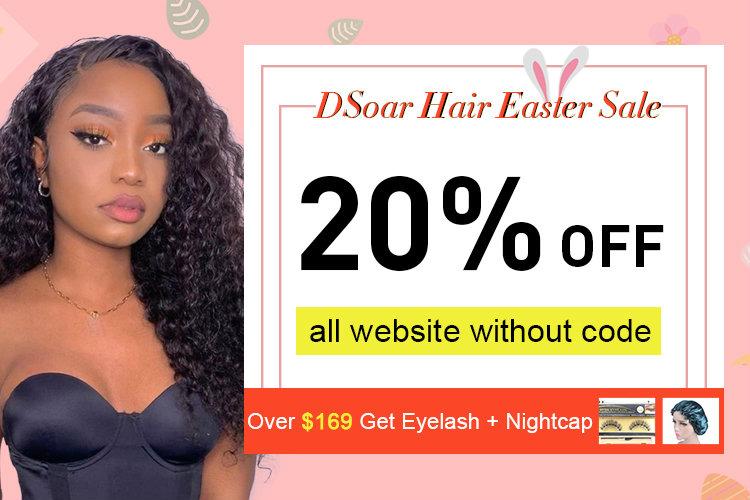 Dsoarhair Easter Sale