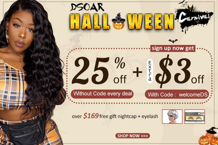 Dsoarhair Halloween hot sale
