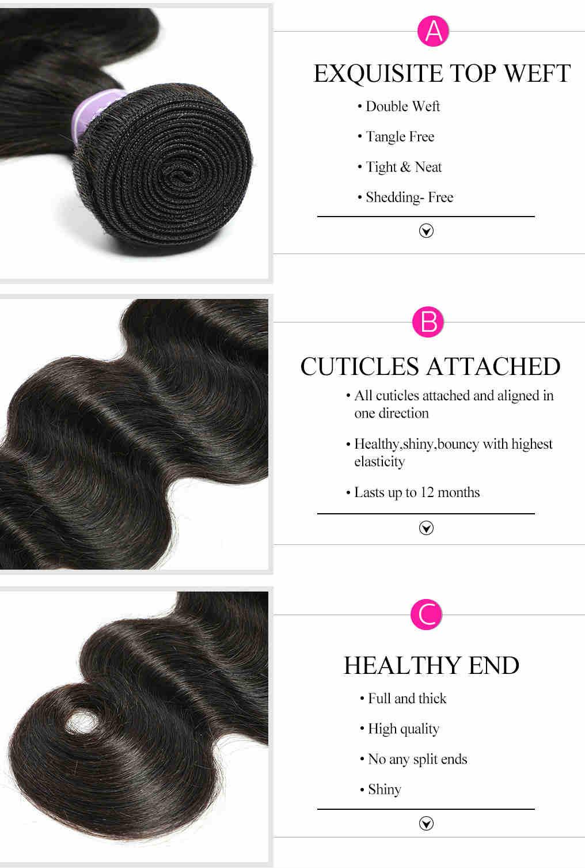 Dsoarhair best human hair bundles
