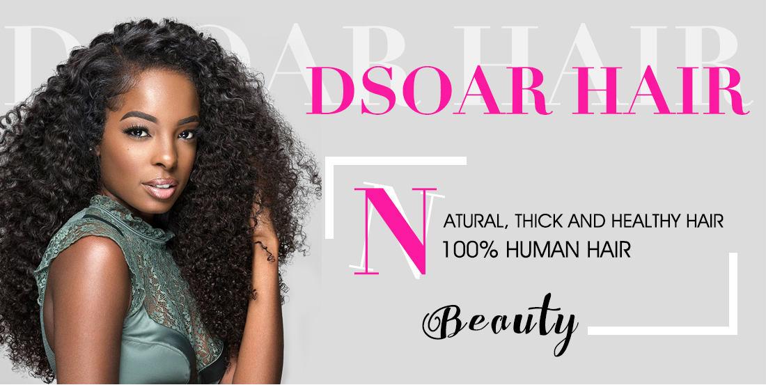 Dsoarhair human hair
