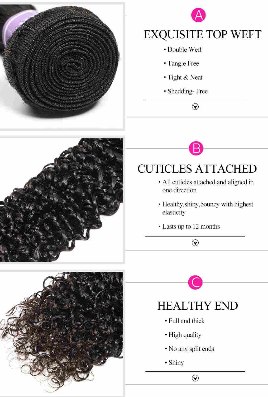 Dsoarhair human hair weave