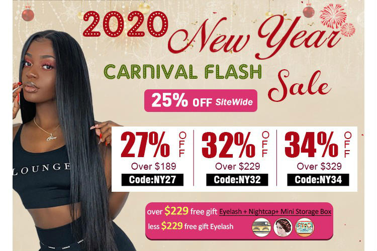 Dsoarhair new year big sale