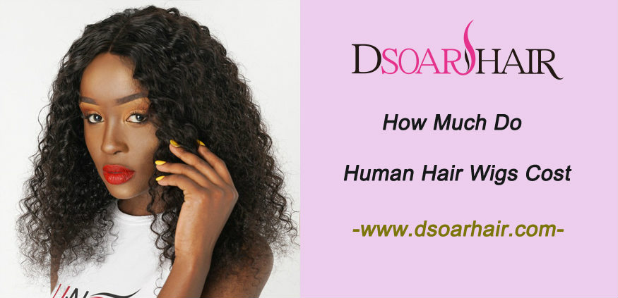 How much do human hair wigs cost