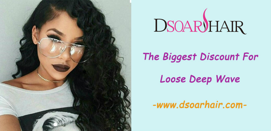 The Biggest Discount For Loose Deep Wave