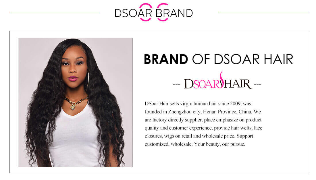 DSoar Malaysian Body Wave Lace Frontal