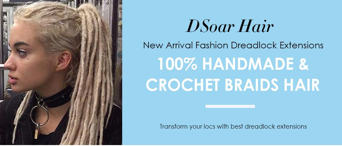 Human Hair Crochet