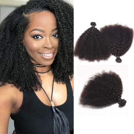 afro kinky human hair