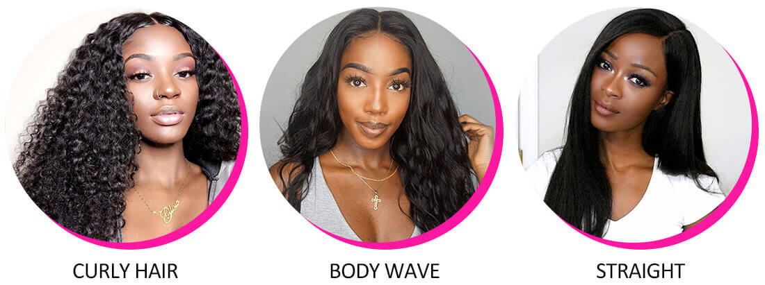 Loose Deep Wave Bundles With Lace Frontal