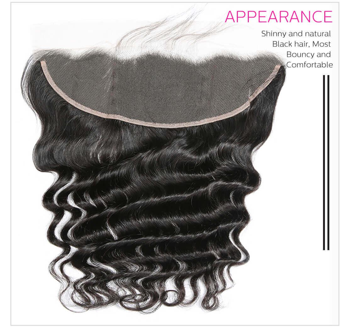 Dsoar Hair Loose Deep Virgin Hair Weave