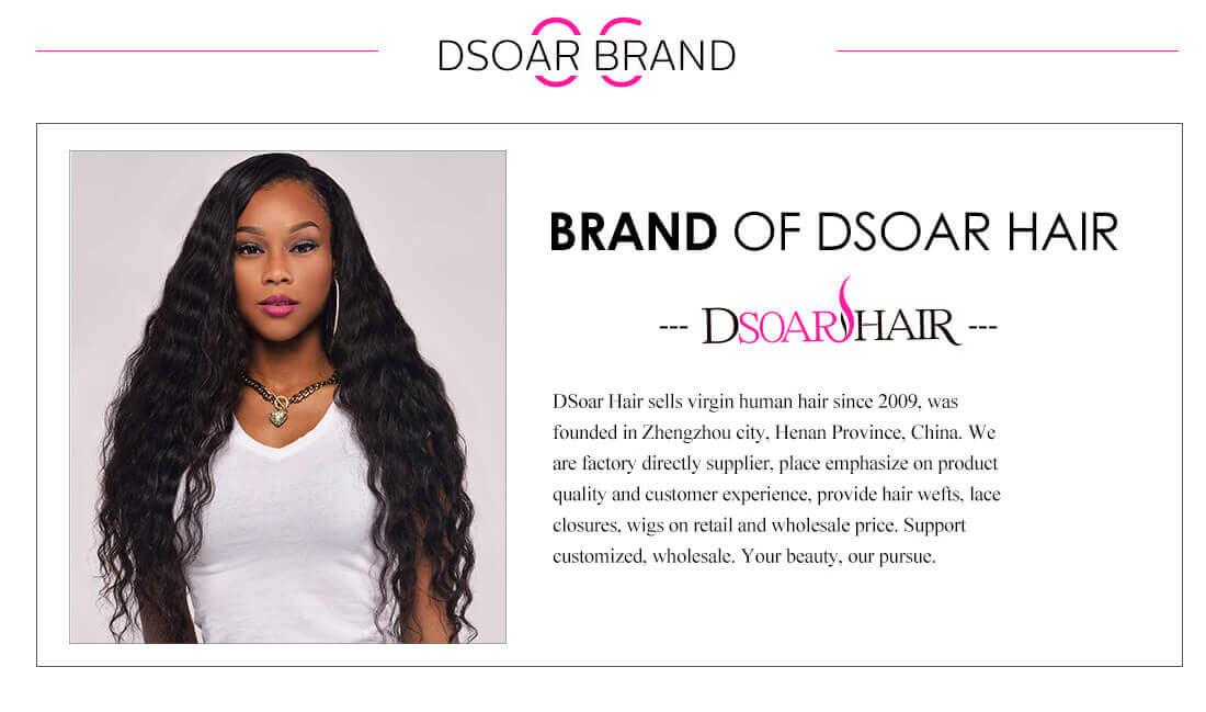 Dsoar Human Hair Weave