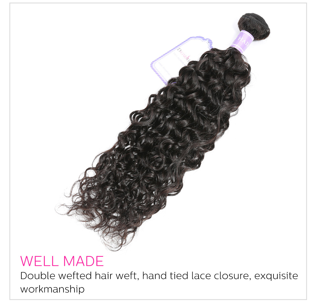 wholesale Brazilian natural wave weave