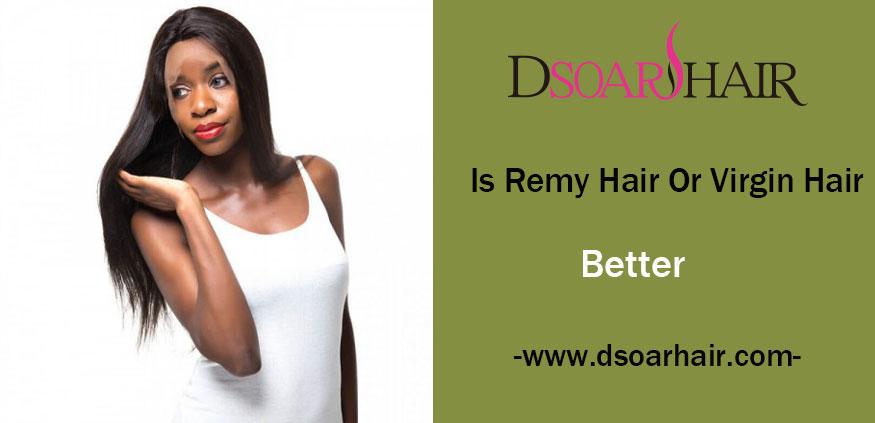 Remy Hair vs Human Hair