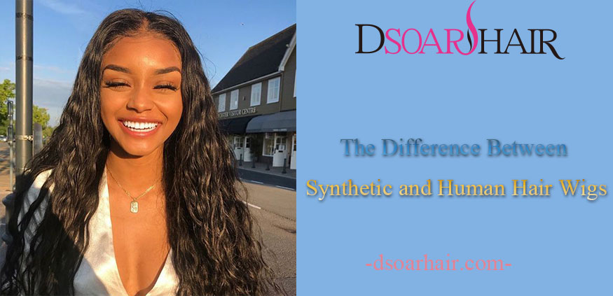 The Difference Between Synthetic and Human Hair Wigs
