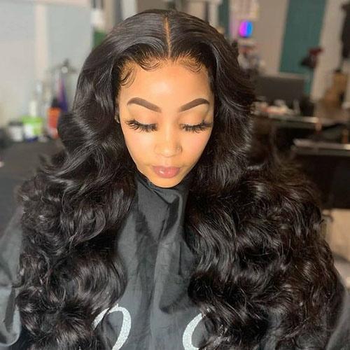 quality human hair weave